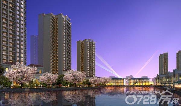 现代· 森林国际城吸收北美住宅产品理念,建筑