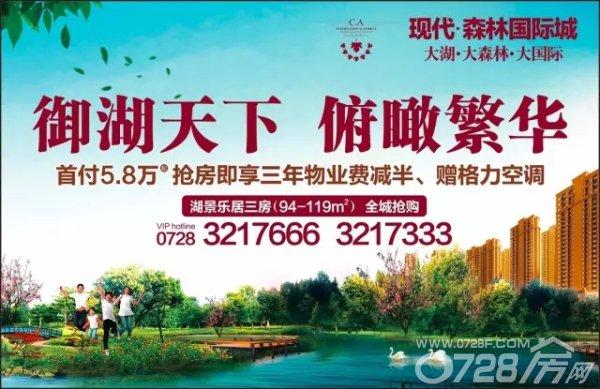 距现代・森林国际城湖景房交房日期仅剩两个月