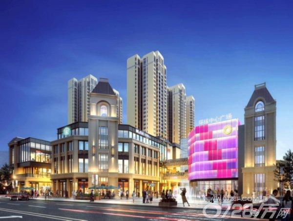 以耳目一新的建筑风格和街区文化打造仙桃气质非凡的商业街区.